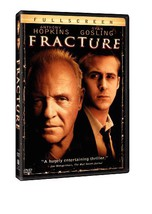 Fracture (Full Screen Edition) [DVD] (2007) Anthony Hopkins; Ryan Goslin... - $12.73