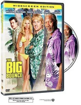 The Big Bounce (Widescreen Edition) [DVD] (2004) Owen Wilson; Morgan Fre... - $9.30