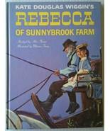 Rebecca of Sunnybrook Farm [Hardcover] by Alice Thorne; Miriam Troop - $49.00