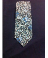 Vintage Paisley Pattern Necktie by TIE Club International New York/ Mens... - $9.00