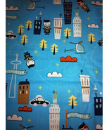 Super Hero Cotton Fabric/Sewing Supplies/Home Decor/Quilting/Kids Cotton... - $8.50