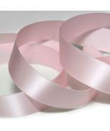 "5 Yards Quartz Single Faced Satin Ribbon7/8""22mm/wedding supplies/Bouque... - $2.00"