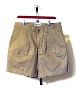 OLD NAVY Men's Khakis Double Pleat Shorts NWT 1... - $9.79