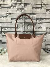 France Made Authentic Longchamp Le Pliage Large Tote Bag Pink 1899089A26 - $75.00