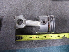 9786E112 Military Standard Connecting Rod and Piston  image 1