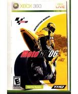 Moto GP 06 - Xbox 360 - Moto GP 06 - $9.95