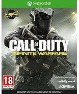 Call of Duty Infinite Warfare Xbox One [video game] - $19.00