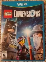 Lego Dimensions for Wii U Used! - $14.99