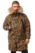 DSQUARED2 SKI Down 3in1 Parka Jacket Size 54 / 2XL Floral, BNWT $3375 - $975.00