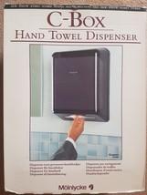 Mölnlycke Health Care C-Box Hand (Paper) Towel Dispenser - $15.56