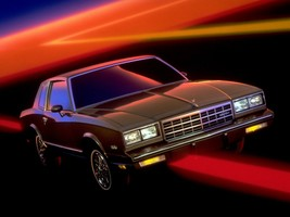 1983 Chevy Monte Carlo sky | 24X36 inch poster | Great looking! - $19.79