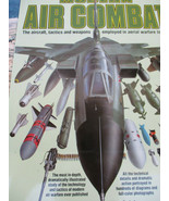 Air Combat War Book Lot Fighter Bomber Dog Fight Paratrooper Stealth USAF - $35.57