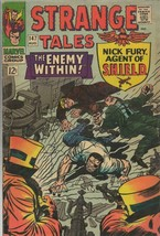 Strange Tales #147 ORIGINAL Vintage 1966 Marvel Comics Nick Fury SHIELD - $49.49