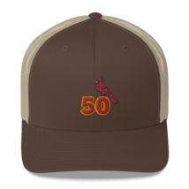Adam Wainwright hat / Adam Wainwright Trucker Cap image 14