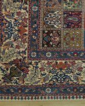 9 x 13 Fine Quality Complex Design Multi-Color Bakhtiari Persian Rug image 3