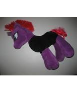 "BUILD A BEAR My Little Pony Tempest Shadow Unicorn Plush Mohawk Purple 17"" - $39.59"