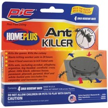 PIC AT-4AB Plastic Ant Killing Bait Stations - $23.42