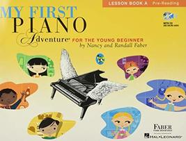 My First Piano Adventure: Lesson Book A with CD and Online Audio [Paperb... - $11.84