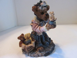"""Vintage Boyds Bears & Friends Figurine """"The Collector"""", 1998, No Wear - $12.99"""