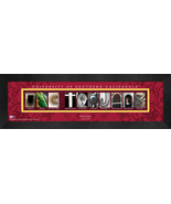 Personalized University of Southern California Campus Letter Art Framed ... - $39.95