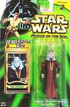 Star Wars Power of the Jedi POTJ Mas Amedda Collection 2 .00 C9 Hasbro - $10.93