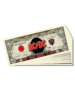 AC/DC Novelty Million Dollar Bill - Set of 50 With 1 Bonus Christopher C... - $261,74 MXN