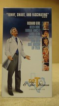 Artisan Dr. T and the Women VHS Movie  * Plastic * - $4.69