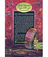 1936 Firestone Tire Firestone complete service print ad - $10.00