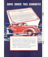 1938 Eveready Prestone Anti Freeze antifreeze print ad - $10.00