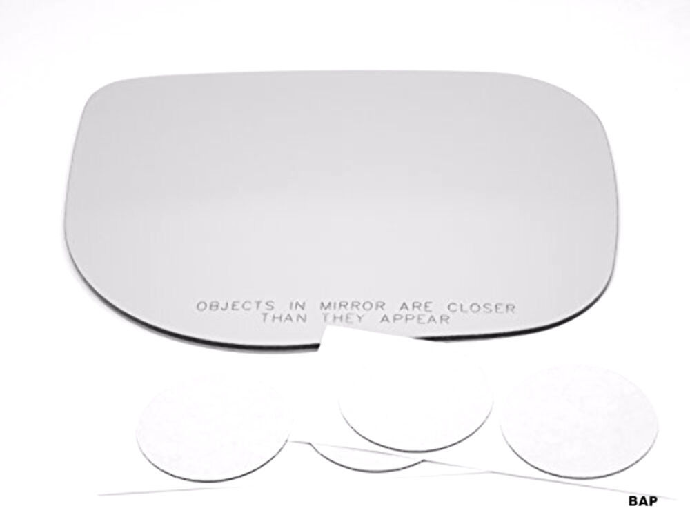 Primary image for Fits 04-15 Titan Right Passenger Convex Mirror Glass Lens  w/Adhesive USA