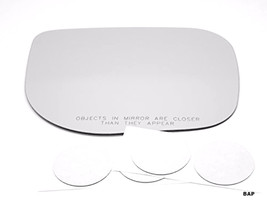 Fits 04-15 Titan Right Passenger Convex Mirror Glass Lens  w/Adhesive USA - $24.70