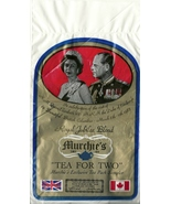 Murchies Tea For Two Queen Elizabeth Duke of Ed... - $8.99