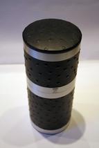 atoll desktop black Ostrich leather  - $175.00