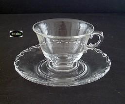 Fostoria Century Cup and Saucer - $6.50