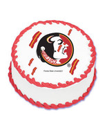 Florida State Edible Image Cake Topper - $8.99