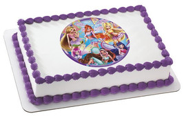 Winx Club Fairy Friends Edible Image Cake Topper - $8.99