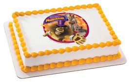 MADAGASCAR 3-ALEX & Friends Edible Image Cake Topper - €7,70 EUR