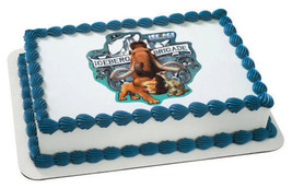 ICE AGE 4-Iceberg Brigade Edible Image Cake Topper - ₨630.74 INR