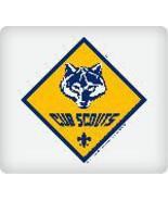 CUB SCOUTS-EMBLEM Edible Image Cake Topper - $8.99