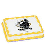 Purdue University Edible Image Cake Topper - $8.99
