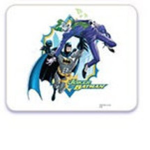 Batman Meets the Joker Edible Image Cake Topper - $8.99