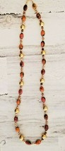 "VintageLady's 32"" Necklace by Napier - $12.13"