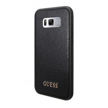 Guess Iridescent Genuine Leather Aluminum Samsung Galaxy S8 Free Delivery - $50.75