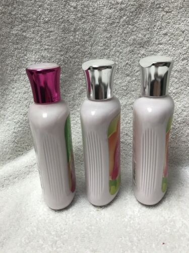 Bath and Body Works Sweet Pea Body Lotion  Lot Of 3 New