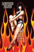 Bettie Page Hot Bettie Poster - $5.90