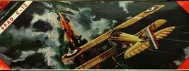 Vintage Hawk Spad C-13 1/4 Scale Plastic Model Kit Catalog #705-69 As Is - $19.95