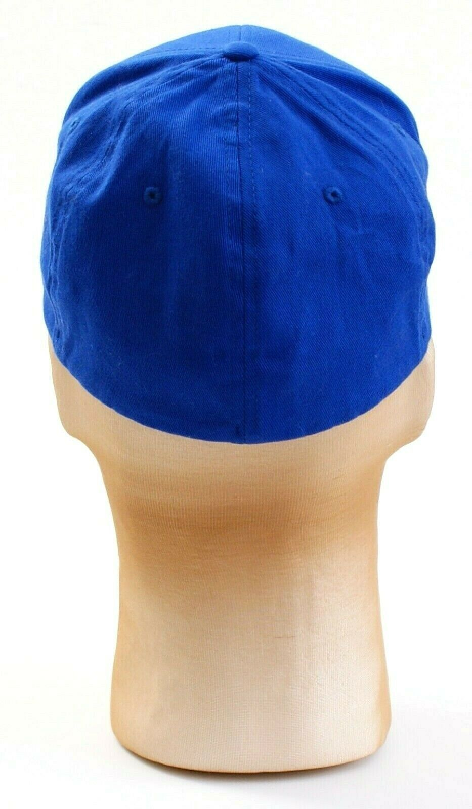 Fox Blue Fox Logo Flex Fit Cap Hat Men's Small Medium S/M NEW