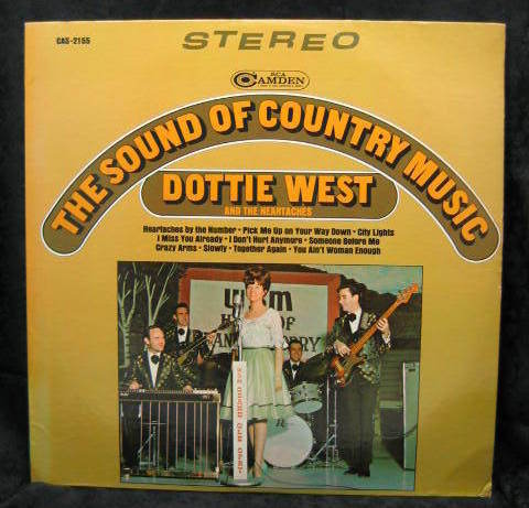 Dottie West The Sound of Country Music 1967 RCA Records