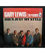 Gary Lewis & The Playboys She's Just My Style 1966 LST 7435 - $4.99