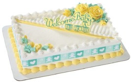 Welcome Baby Decoset ~ Cake Topper - $7.59